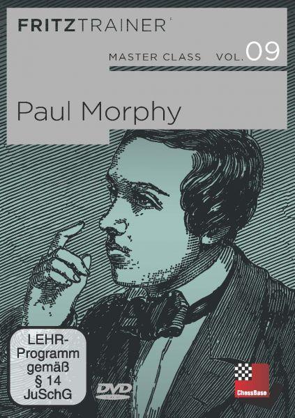 Schach DVD Master Class Band 9: Paul Morphy