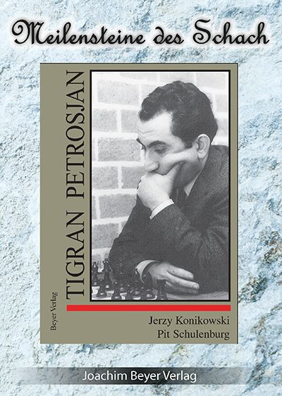 Schachbuch Tigran Petrosjan