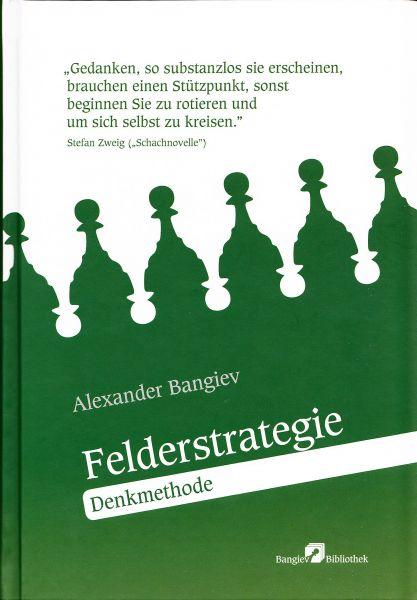 Schachbuch Felderstrategie - Denkmethode