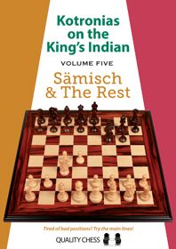 Schachbuch Kotronias an the King´s Indian - Sämisch & The Rest