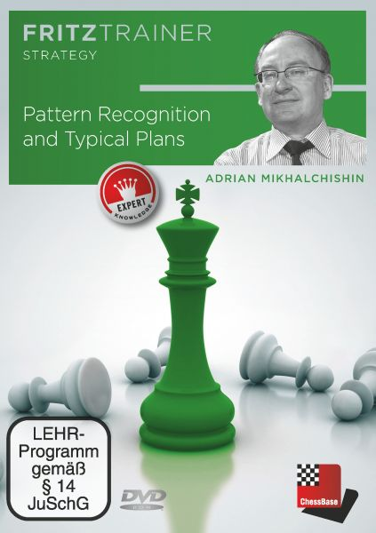 Schach DVD Pattern Recognition and Typical Plans