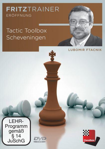 Schach DVD Tactic Toolbox Scheveningen