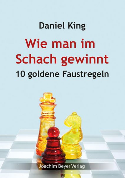 Schachbuch Wie man im Schach gewinnt