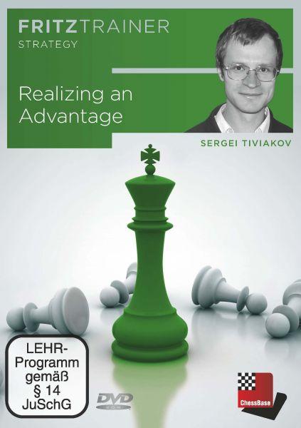 Schach DVD Realizing an Advantage