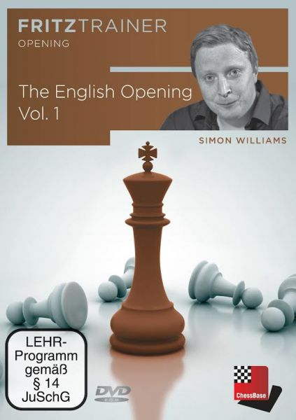 Schach DVD The English Opening Vol. 1