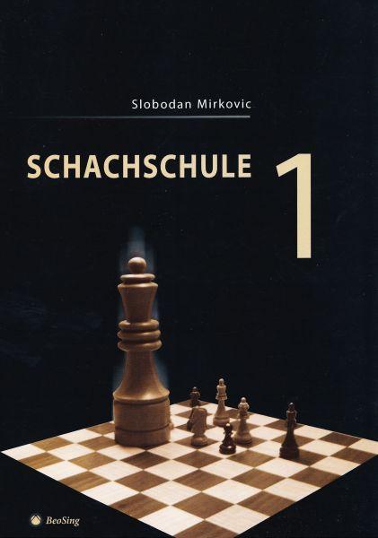 Schachbuch Schachschule 1