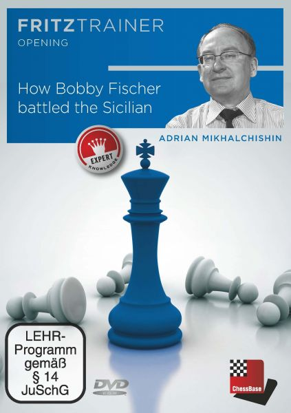 Schach DVD How Bobby Fischer battled the Sicilian