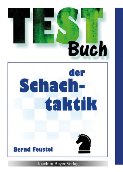 Schachbuch Testbuch der Schachtaktik