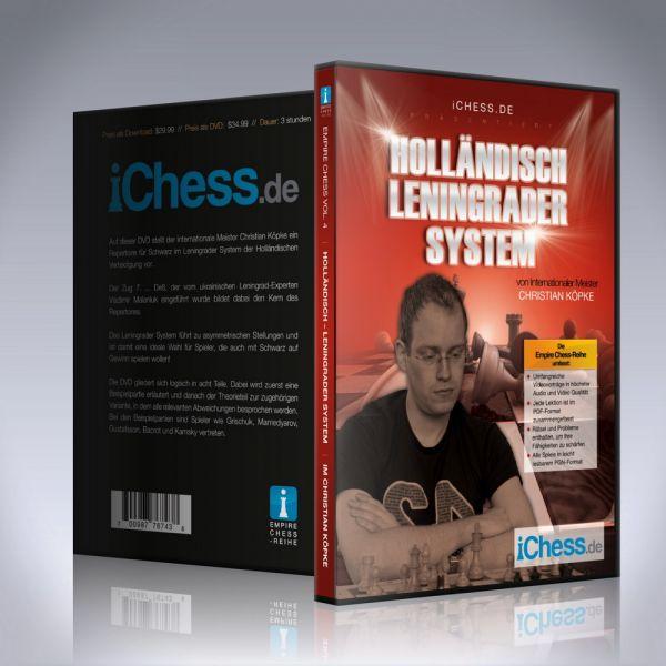 Schach DVD Holländisch – Leningrader System