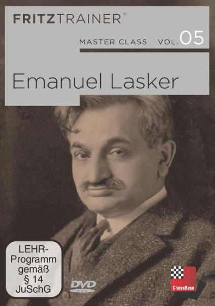 Schach DVD Master Class Band 5: Emanuel Lasker