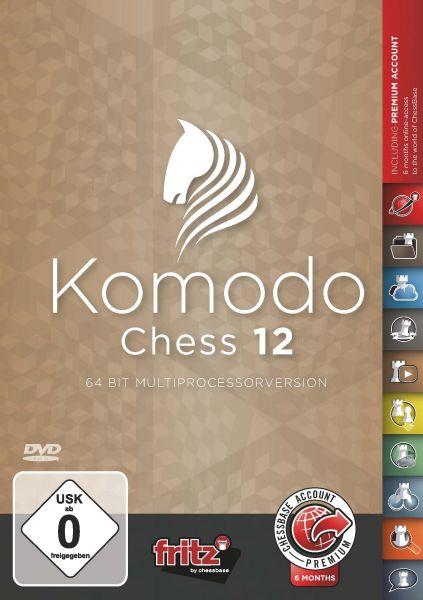 Schachprogramm Komodo 12