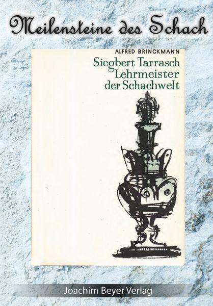 Schachbuch Siegbert Tarrasch - Lehrmeister der Schachwelt