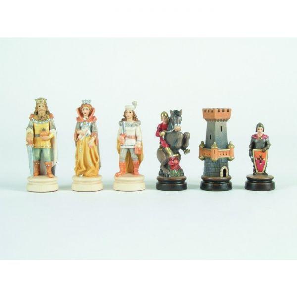 Schachfiguren Exklusive, Königshöhe 100 mm