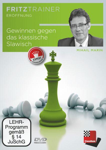 Schach DVD Gewinnen gegen das klassische Slawisch
