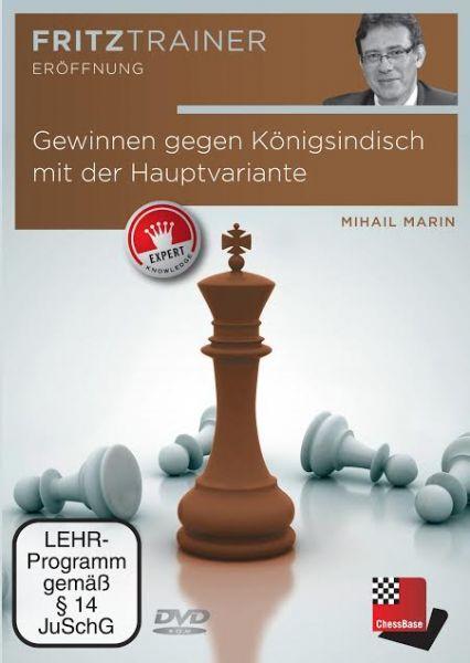 Schach DVD Gewinnen gegen Königsindisch mit der Hauptvariante