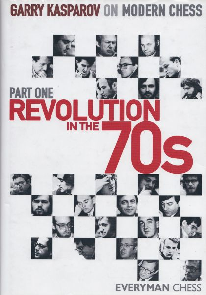 Schachbuch Revolution in the 70s