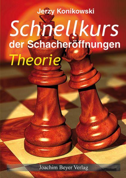 Schachbuch Schnellkurs der Schacheröffnungen - Theorie