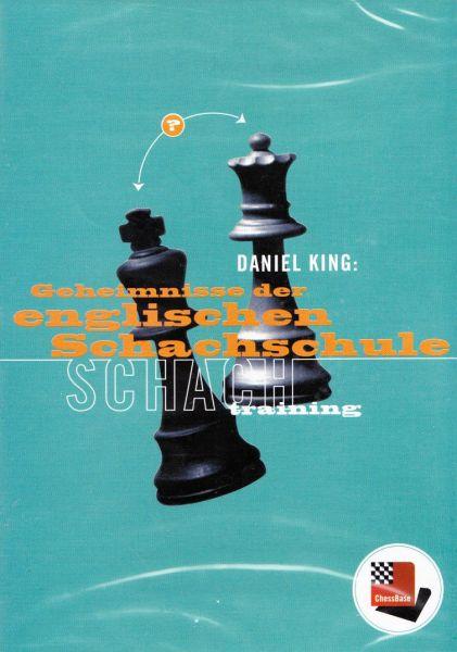 Schach CD Geheimnisse der englischen Schachschule