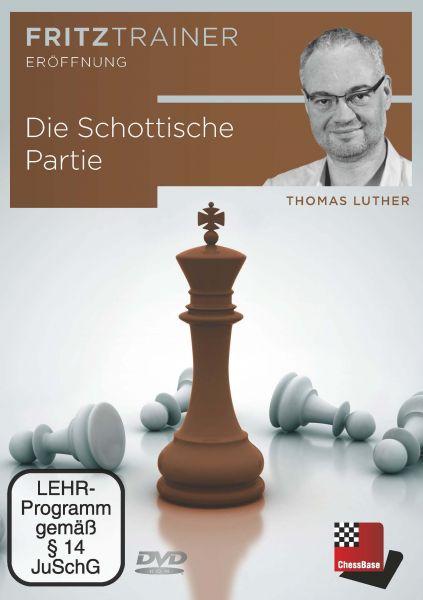 Schach DVD Die schottische Partie