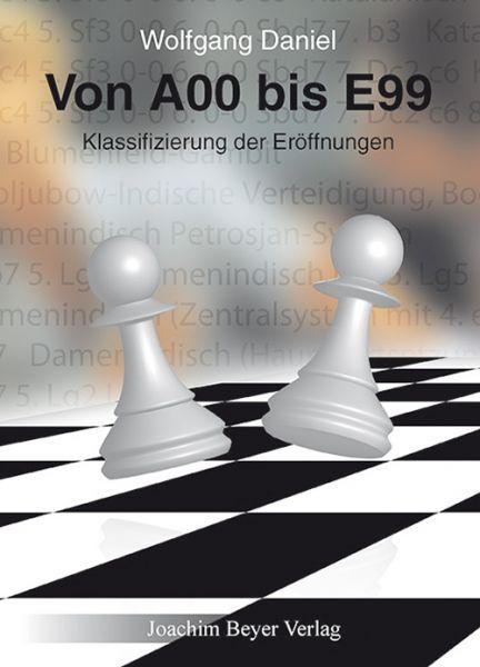 Schachbuch Von A00 bis E99
