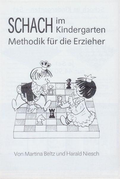 Schachbroschüre Schach im Kindergarten