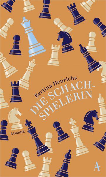 Schachbuch Die Schachspielerin