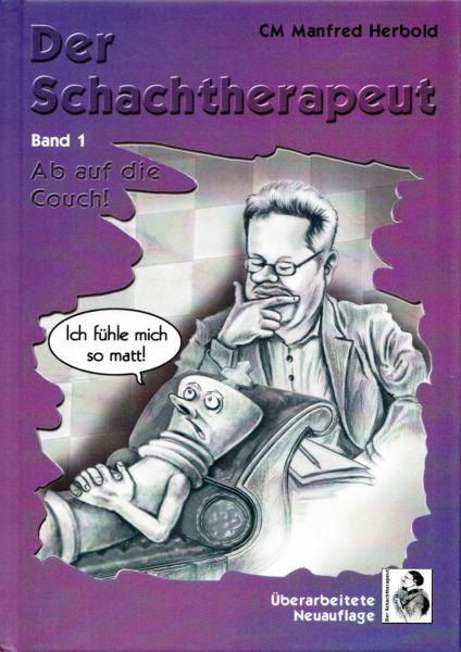 Schachbuch Der Schachtherapeut Band 1