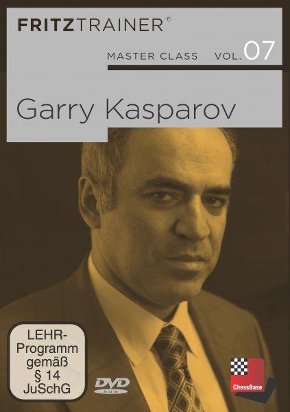 Schach DVD Master Class Band 7: Garry Kasparov