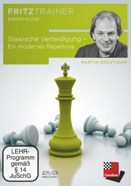 Schach DVD Slawische Verteidigung - Ein modernes Repertoire