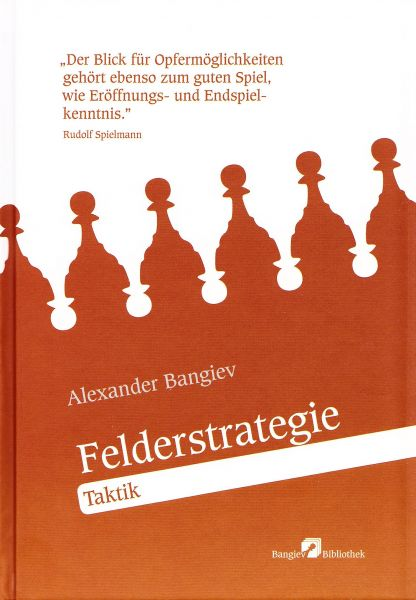 Schachbuch Felderstrategie - Taktik