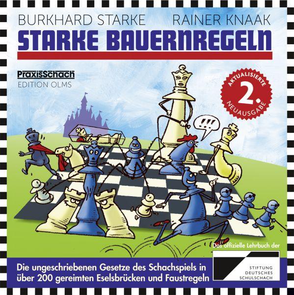 Schachbuch Starke Bauernregeln