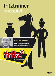 Schach DVD Schachendspiele 4 - Strategische Endspiele