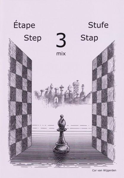 Schach lernen - Stufe 3 mix Schülerheft