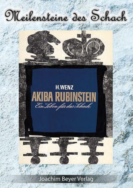 Schachbuch Akiba Rubinstein