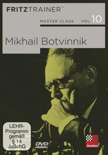 Schach DVD Master Class Band 10: Mikhail Botvinnik