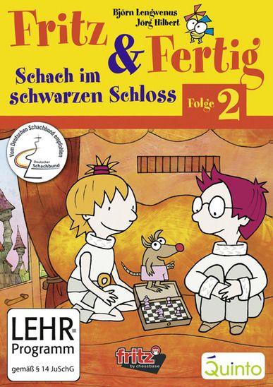 Schach DVD Fritz & Fertig Folge 2