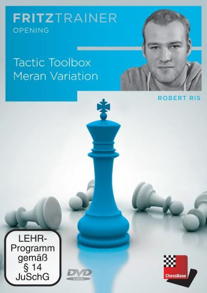Schach DVD Tactic Toolbox Meran Variation