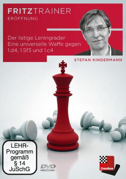Schach DVD Der listige Leningrader - Eine universelle Waffe gegen 1.d4, 1.Sf3 und 1.c4