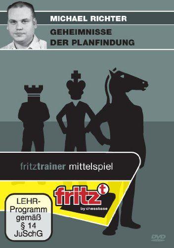 Schach DVD Geheimnisse der Planfindung