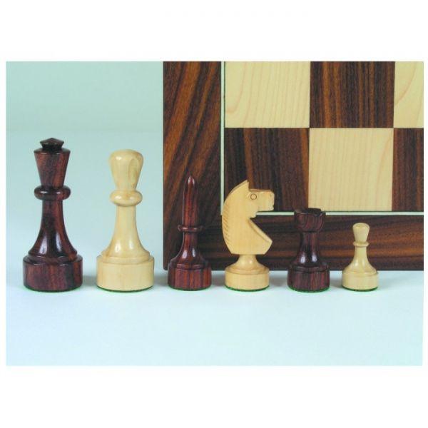 Schachfiguren Modern Style, Königshöhe 89 mm