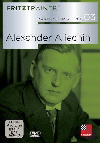 Schach DVD Master Class Band 3: Alexander Aljechin