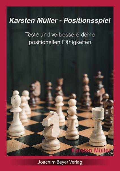 Schachbuch Karsten Müller - Positionsspiel