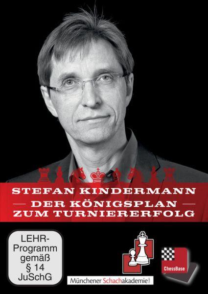 Schach DVD Der Königsplan zum Turniererfolg