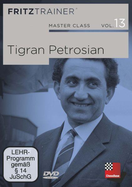 Schach DVD Master Class Band 13: Tiger Petrosian