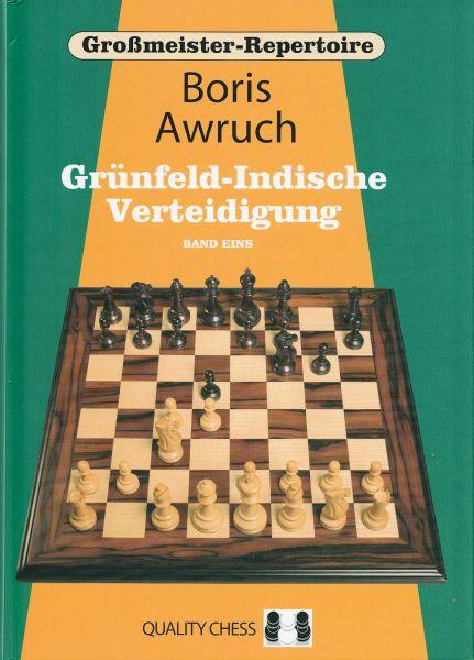 Schachbuch Grünfeld-Indische Verteidigung, Band Eins
