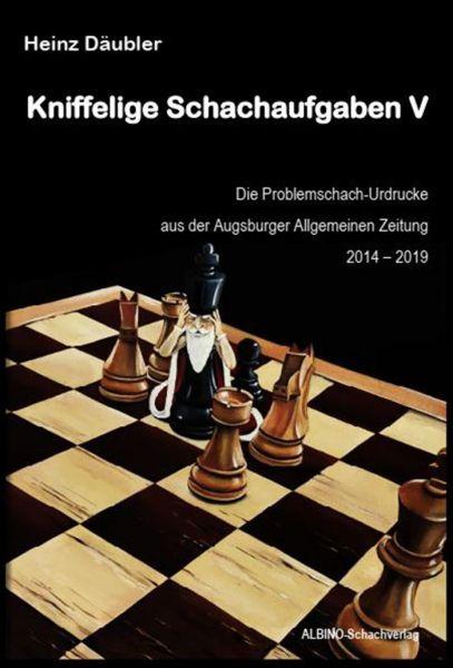 Schachbuch Kniffelige Schachaufgaben V