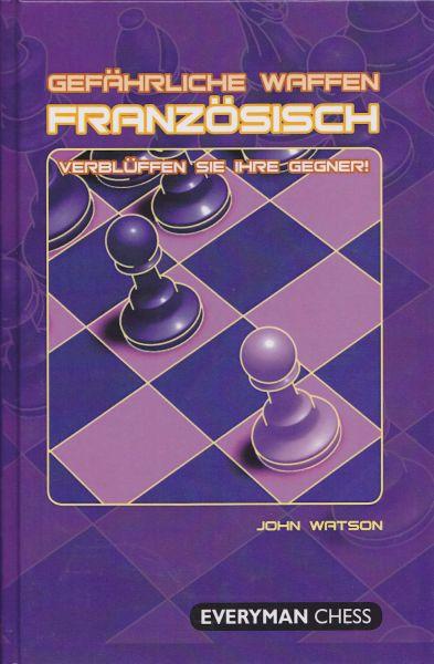 Schachbuch Gefährliche Waffen Französisch