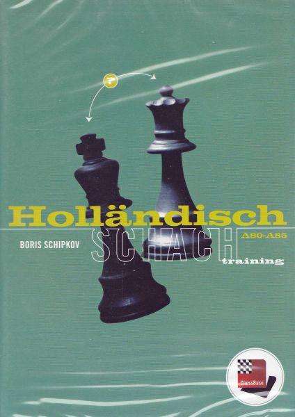 Schach CD Holländisch A80-A85