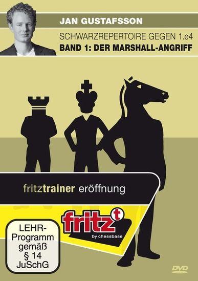 Schach DVD Schwarzrepertoire gegen 1.e4 Band 1: Der Marshall-Angriff
