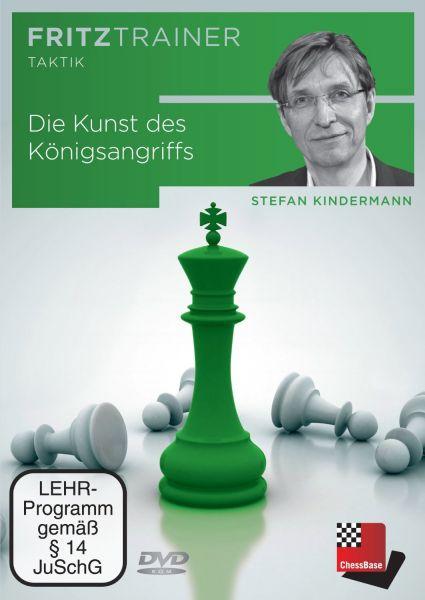 Schach DVD Die Kunst des Königsangriffs